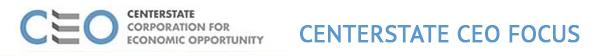 CenterState CEO Focus